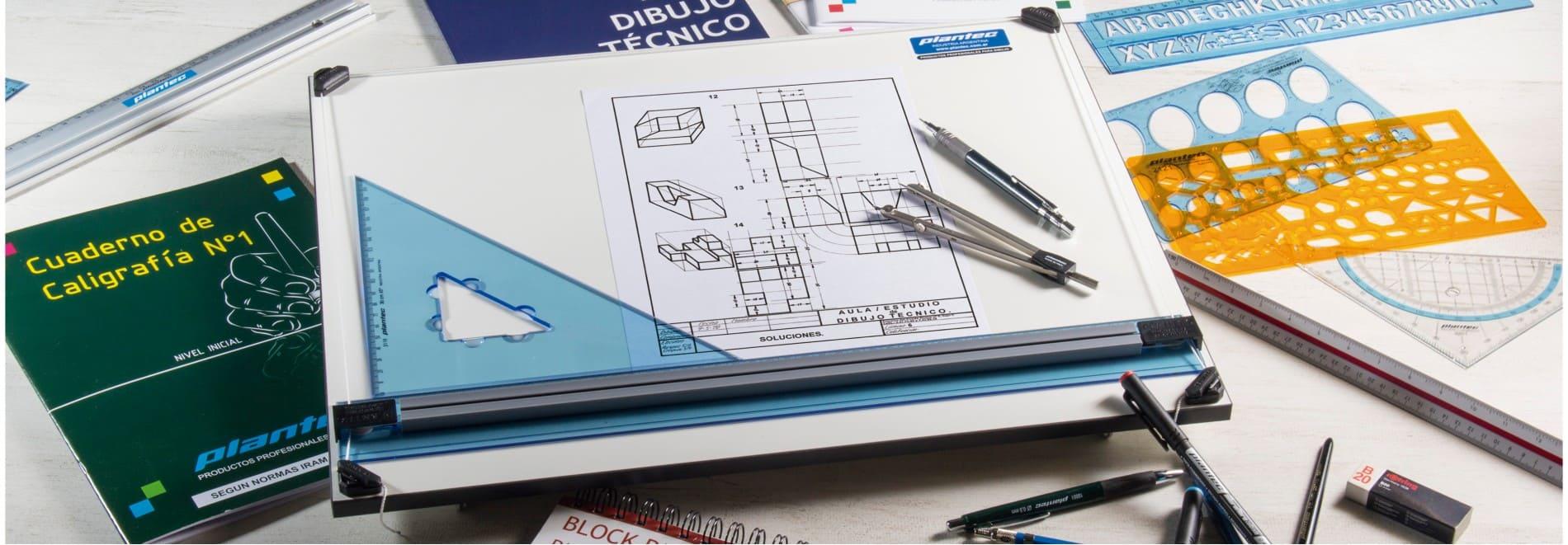 tablero dibujo plantecfans